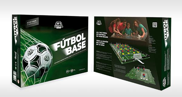 Juego Fútbol Base
